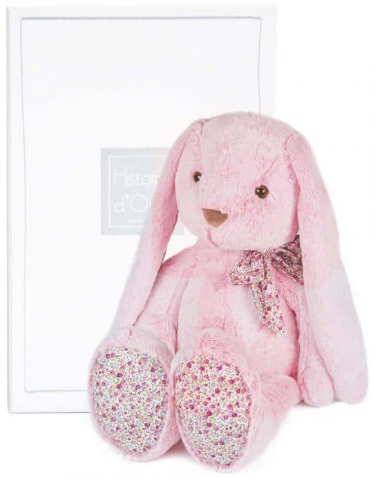 copain calin rose personnalise 2