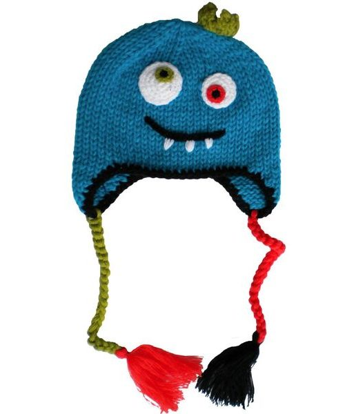 BONNET DE LAINE monster