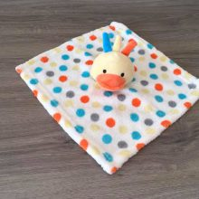 doudou poussin pearls of baby personnalisée