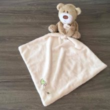 doudou pearls of baby petit ours personnalisée