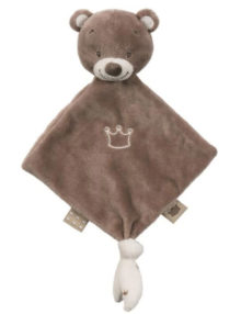 mini doudou tom l'ours personnalisee