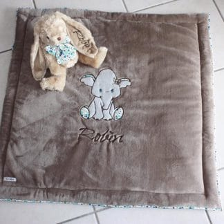 Tapis de parc PEARLS of baby personnalisee