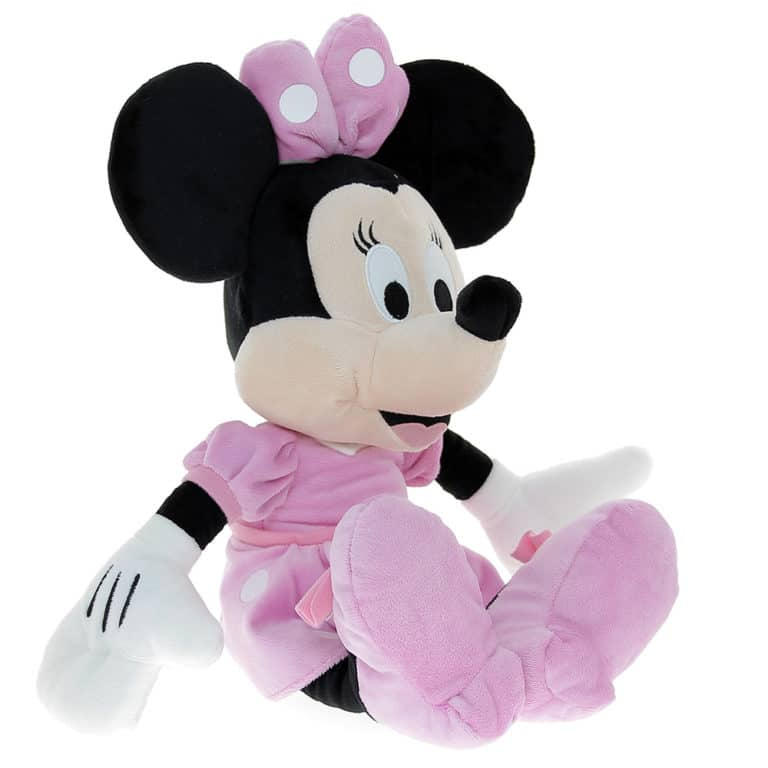 peluche-minnie-disney personnalisee 2