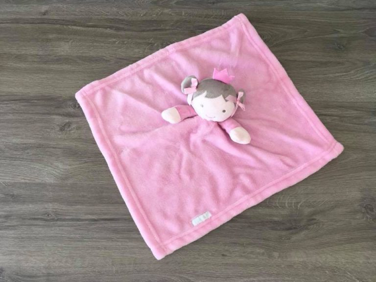 doudou princesse pearls of baby personnalise