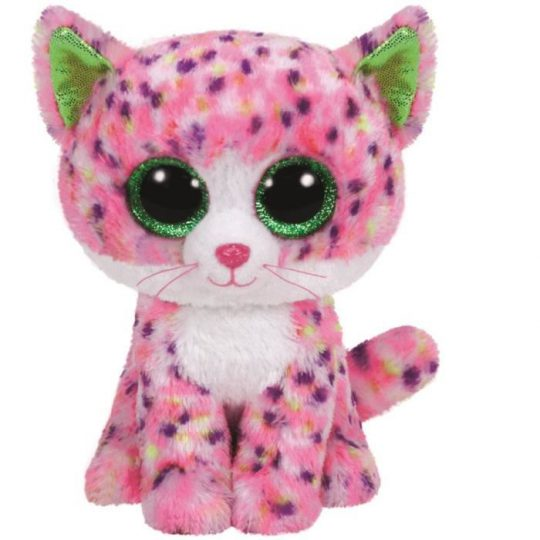 "Peluche Chat ""Sophie"" 23cm TY 3"