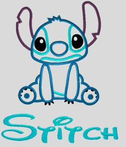 Monster stitch
