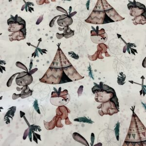 coton baby indian